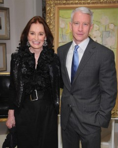 Anderson Cooper talks about his mother Gloria Vanderbilt