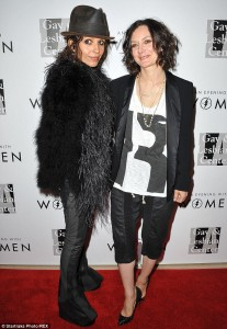 Sara Gilbert and Linda Perry's wedding