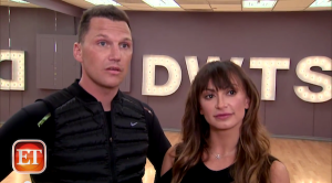 "Sean Avery in ""Dancing with the Stars"""